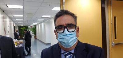 esignado secretario del Departamento de Recursos Naturales y Ambientales (DRNA), licenciado Rafael Machargo Maldonado