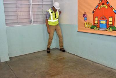 Educacion - inspeccion - escuela - Foto Educacion Facebook - enero 15 2020