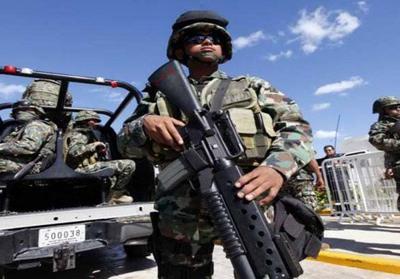 Enfrentamiento entre policías y delincuentes deja 19 muertos en México