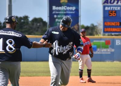 Aibonito - Beisbol doble A - Foto suministrada - abril 22 2019