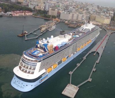 Crucero San juan