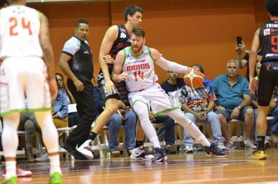 Indios de Mayagüez - baloncesto