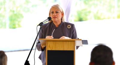 Wanda Vazquez - gobernadora PR - Foto Twitter - octubre 4 2019