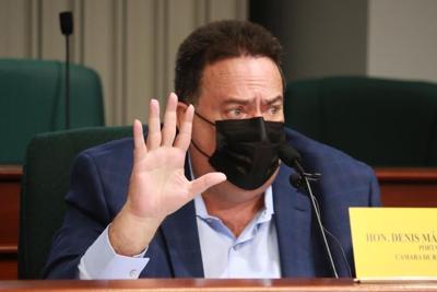Denis Marquez - representante del PIP - Foto suministrada - abril 27 2021