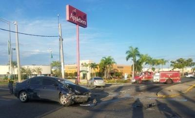 Accidente fatal en Mayaguez - Foto suministrada - junio 25 2019