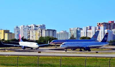 Aeropuerto - aviones - Foto suministrada - junio 26 2020