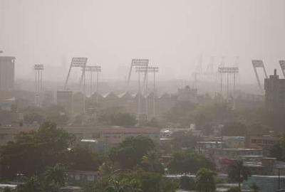 CLIMA: Mucha bruma afecta calidad del aire en Puerto Rico