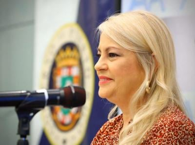Wanda Vazquez - gobernadora - diciembre 6 2019
