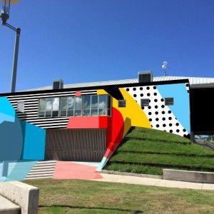 El artista internacional Sen2, natural de Cantera, utilizará varios edificios como lienzo.
