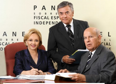 La presidenta del PFEI, Nydia Cotto Vives.