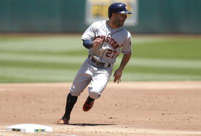 Astros de Houston - Atléticos de Oakland