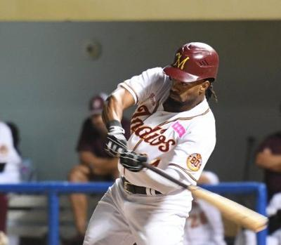 Henry Ramos - Mayaguez - Indios - beisbol - Foto suministrada