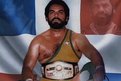 Jack Veneno - luchador dominicano - abril 6 2021