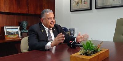 Rafael Rodriguez Mercado - secretario de Salud - Foto suministrada - enero 29 2020