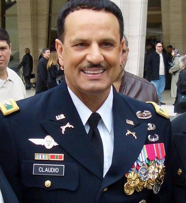 Arnaldo Claudio, monitor de la Policía.