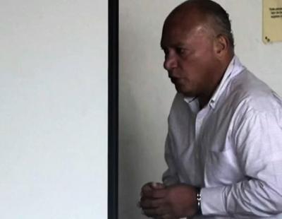Miguel Papin Ortiz - arrestado - Foto captura de pantalla - enero 24 2020