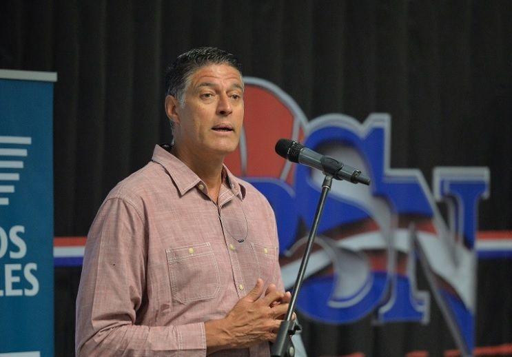 Piculin Ortiz - ex baloncelista - Foto suministrada - febrero 27 2019