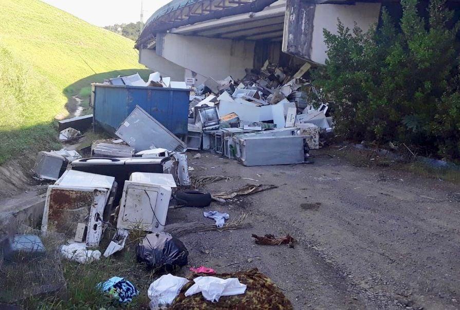 Guaynabo - vertedero - basura - Foto suministrada - febrero 22 2019