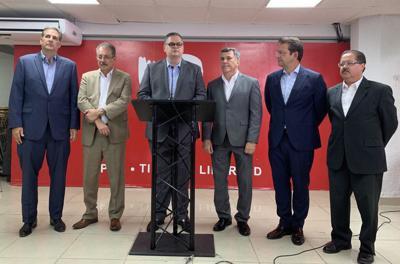 Conferencia de prensa PPD Aníbal José Torres