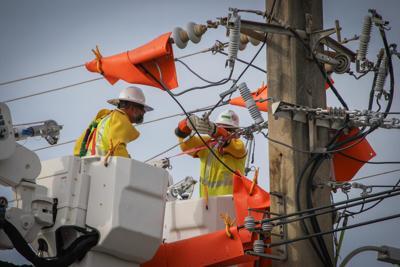 Luma Energy - obreros - Foto via Luma Twitter  - junio 9 2021