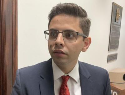Francisco Pares - secretario de Hacienda - Foto suministrada - marzo 17 2020