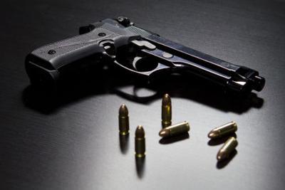Pistola - balas - febrero 11 2019