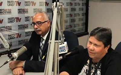 Raúl Maldonado y Zulma Rosario