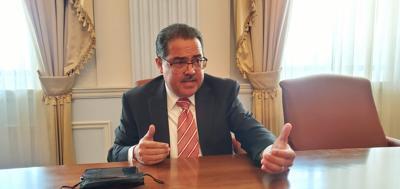 José Luis Dalmau - Presidente del Senado
