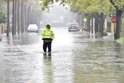 Vigilancia de inundaciones repentinas para todo Puerto Rico