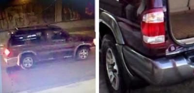Pathfinder - vehiculo sospechoso de asesinato de turista mochilero en Santurce - Foto suministrada - febrero 11 2020