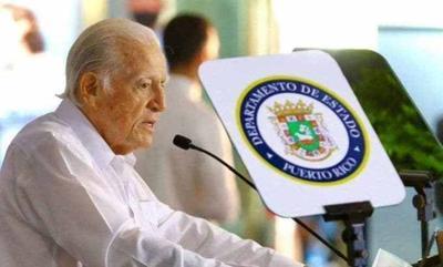 Carlos Romero Barcelo - exgobernador de Puerto Rico - noviembre 6 2020.