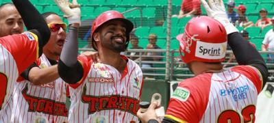 Béisbol: Toritos de Cayey se quedas solos en el primer lugar