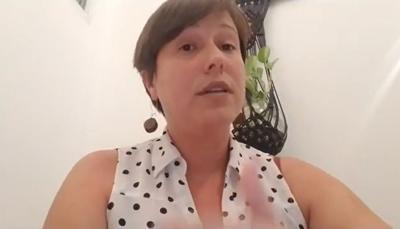 Eva Prados - candidata precinto 3 San Juan por Victoria Ciudadana - Captura de pantalla - junio 10 2020