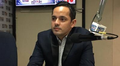 Erick Rolon - secretario de Correccion - abril 5 2019