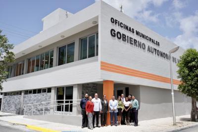 Nuevas Oficinas Municipales de Humacao