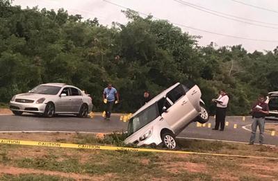 Policia - asesinato - Vieques - Foto suministrada - junio 24 2019