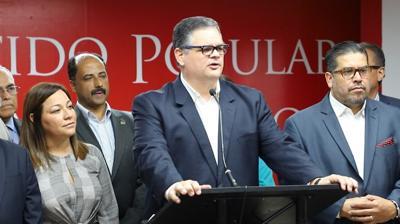 PPD - liderato - conferencia de prensa - Foto suministrada - abril 5 2019