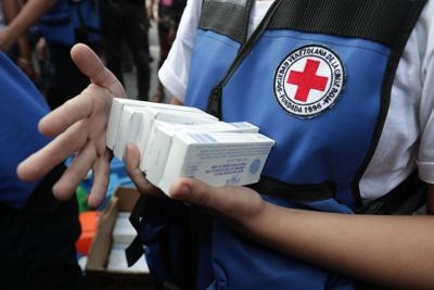 Venezuela Sociedad Venezolana de la Cruz Roja