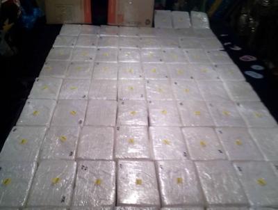 Ocupan 20 kilos de cocaína a dos personas en Aeropuerto de Aguadilla