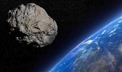 Asteroide - Tierra - marzo 8 2019