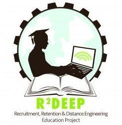 Logo Becas R2DEEP