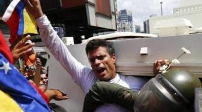 """Supremo de Venezuela concede a Leopoldo López """"casa por cárcel"""""""
