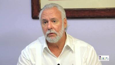 Johnny Rullan - exsecretario de Salud - noviembre 6 2019