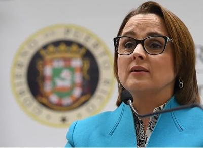 Denisse Longo Quiñones - secretaria de Justicia - Captura de pantalla - febrero 13 2020