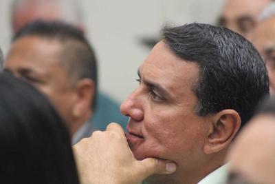 Alcalde de San Lorenzo Jose Joe Roman