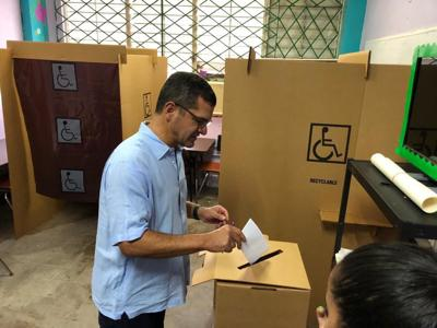Pedro Pierluisi, elecciones especiales