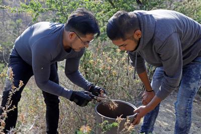 Los engrillados del mexicano Atlixco se preparan para su doloroso viacrucis