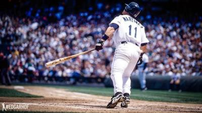 Edgar Martinez - Hall of Famer - Foto Seattle Mariners - enero 23 2019