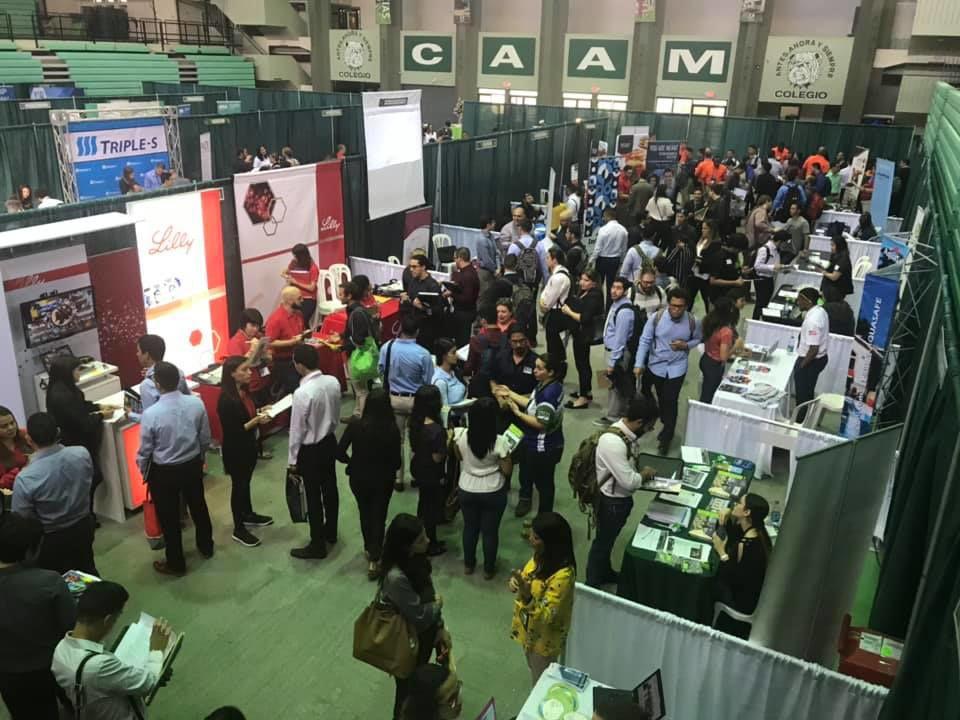 Feria de empleo RUM