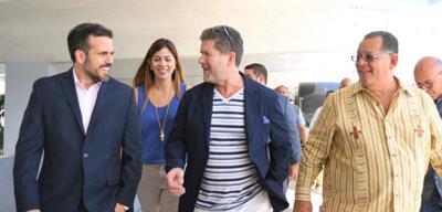 Llega a Puerto Rico el 'Hall of Famer' Edgar Martínez